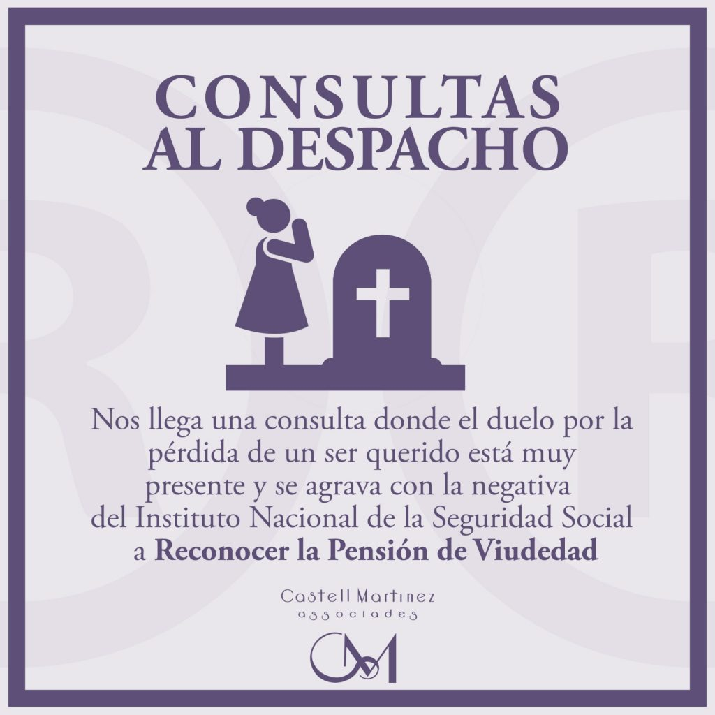 pension de viudedad